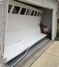 Fix Broken Garage Door
